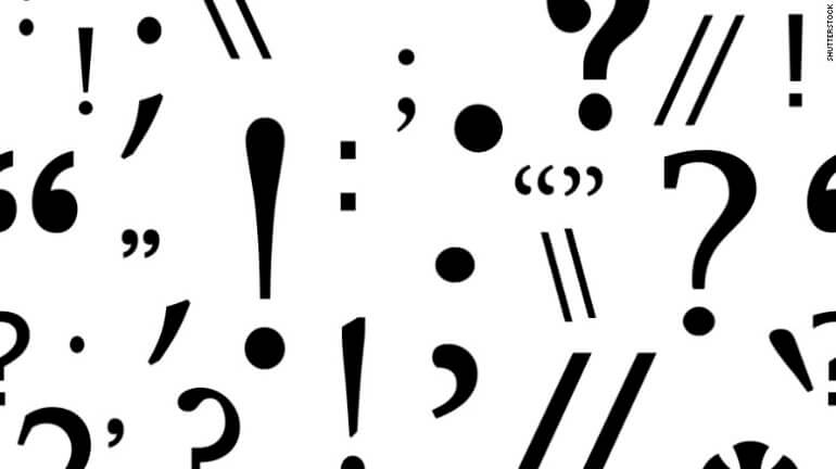 Important Guidelines For Punctuation in Poetry