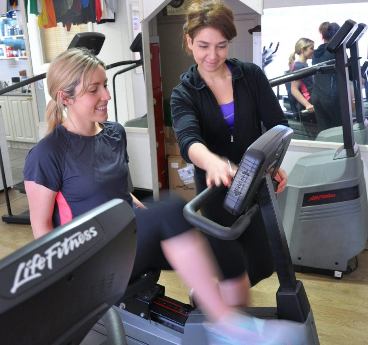 Online Personal Training - Going The Extra Mile