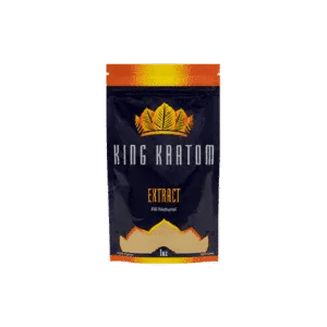 King Kratom 1oz extract
