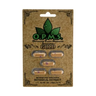 OPMS Gold Extract Capsule 5 count