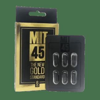 MIT45 Gold Capsule 6 Count