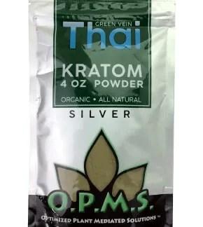 OPMS Silver Thai Powder
