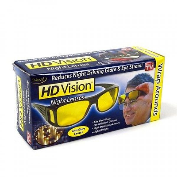 10df531a5f Buy HD Vision Wrap Around Glasses in Pakistan
