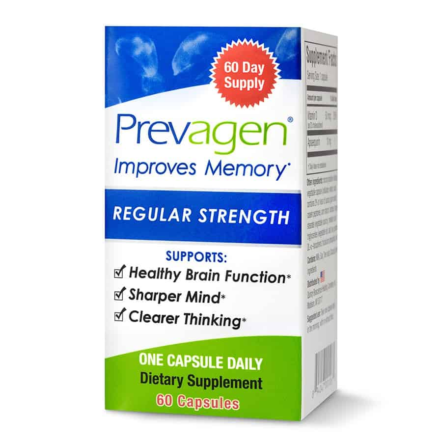 Prevagen Regular Strength 60 count