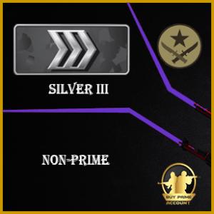 Silver 3 Non Prime