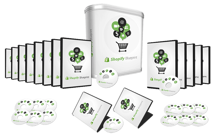 Shopify Blueprint Videos with Master Resell Rights