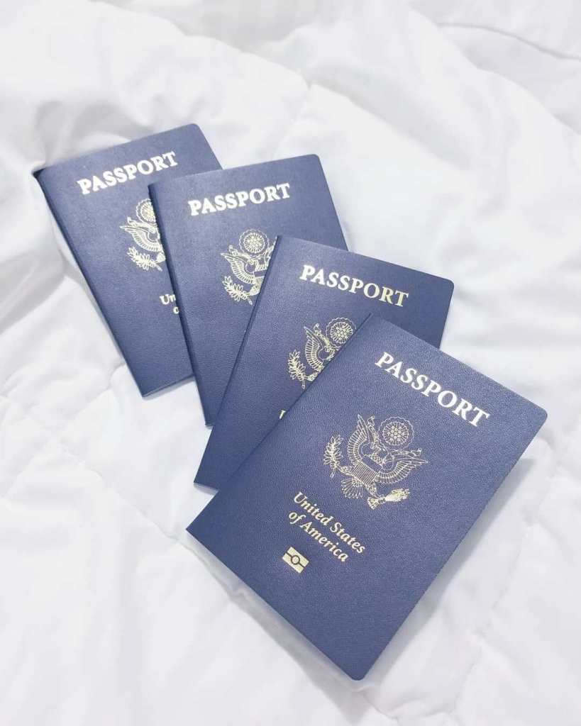 How to apply for a passport online