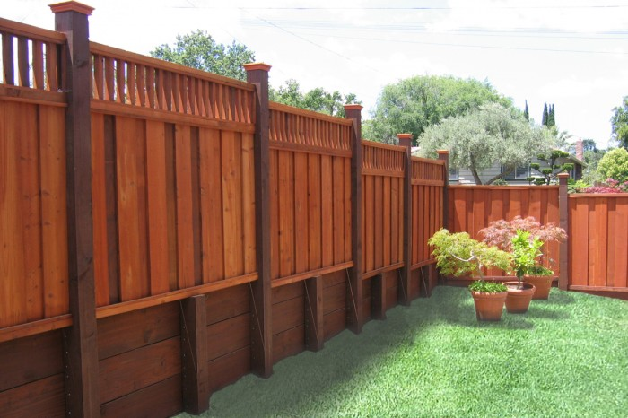 Great Redwood Fence by Borg Fence  Buy Redwood