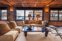 Awesome Loft for Rent in the Leather District. #121 Beach ...