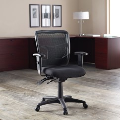 Folding Chair Rental Vancouver Wall Protector From Chairs Lorell Mesh Mid Back And High Buy Rite Business
