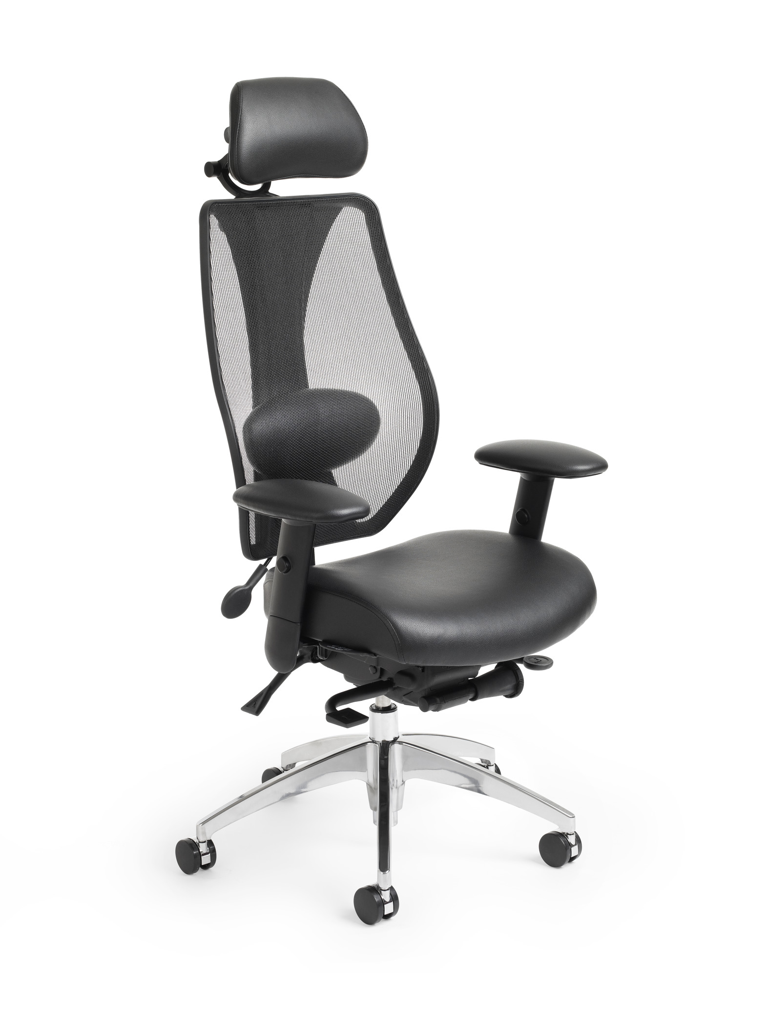 ergonomic chair data arm covers for office chairs tcentric hybrid buy rite business