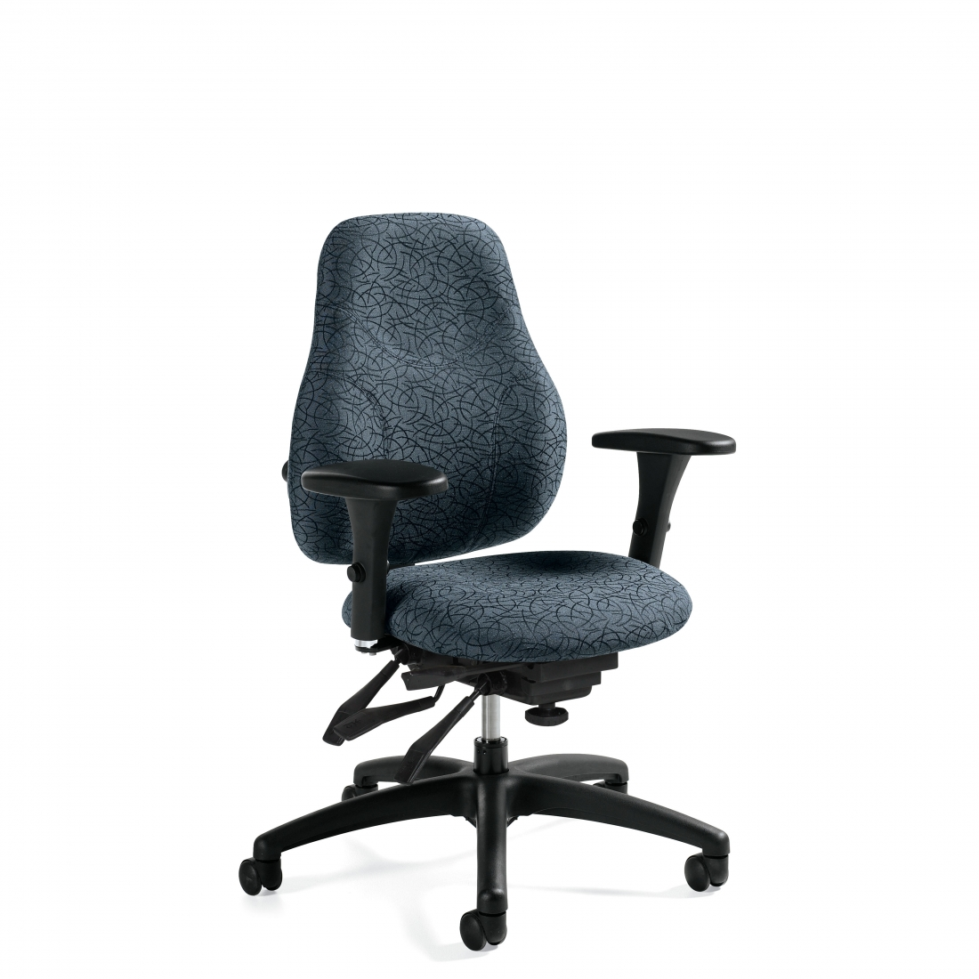 ergonomic chair data covers universal tritek ergo select buy rite business furnishings
