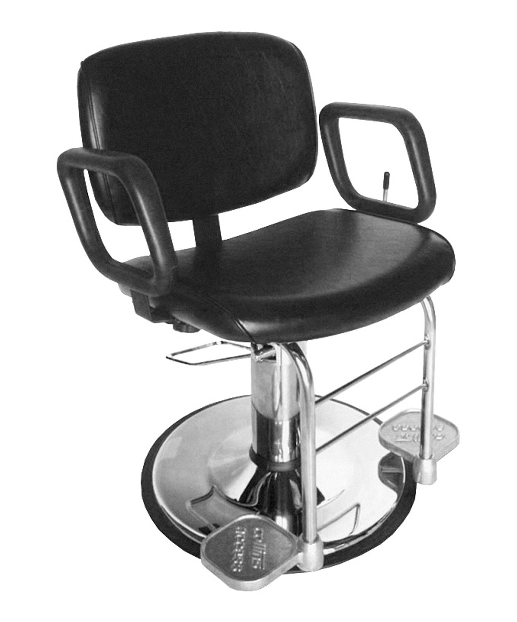 all purpose salon chair ikea black collins 7710 for waxing and threading
