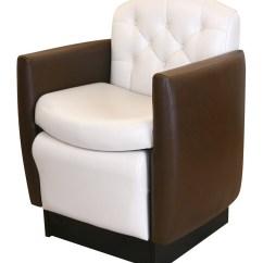 Pedicure Chairs Used Stretch Chair Covers Wedding Rental Collins 2565 Ashton Club W Footsie Bath