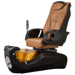 Ec 06 Massage Chair Tan Office Continuum Bravo Le Pedicure Spa