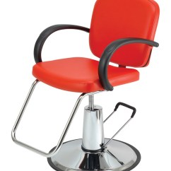 Orange Chair Salon Dxracer Fe00 Nr Racing Black Red Gaming Pibbs 3606 Messina Styling