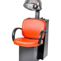 Chair Hair Dryer Red Club Chairs Pibbs 3669 Messina