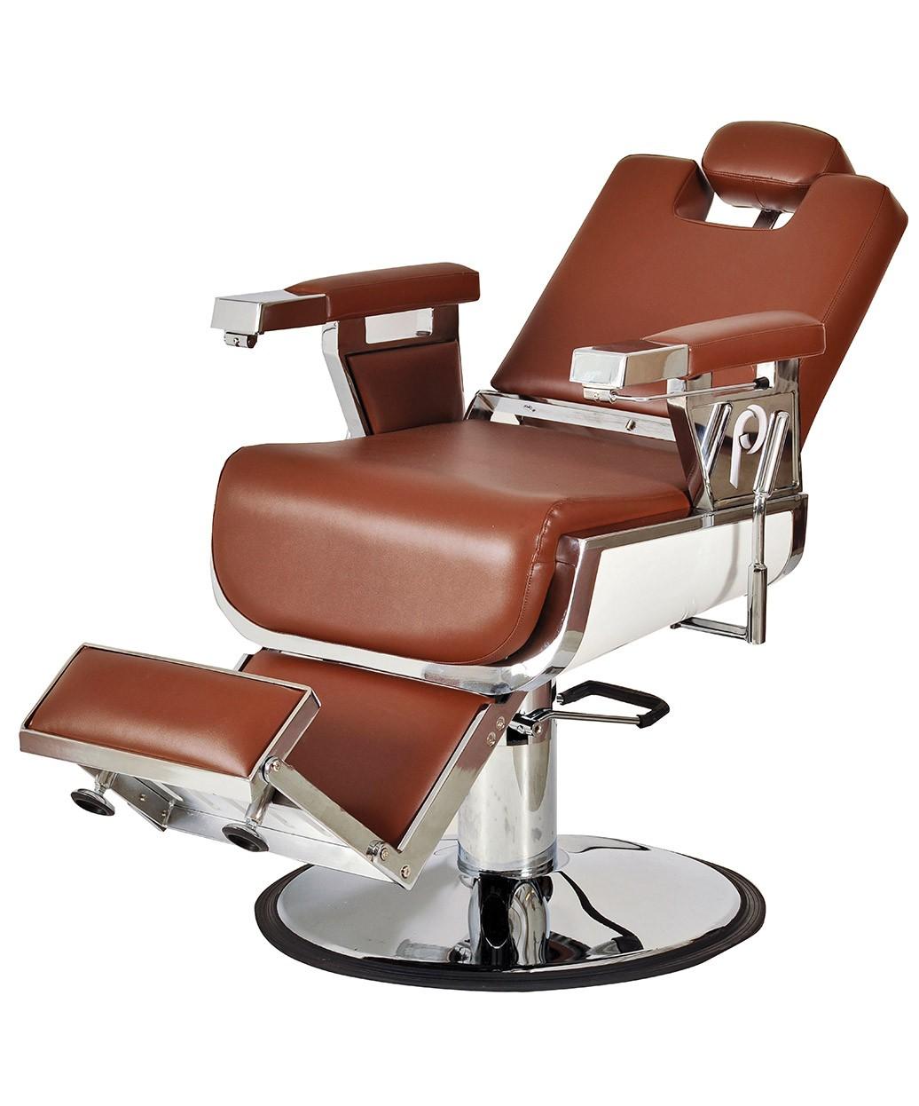 Pibbs Seville Barber Chair Vintage Heavy Duty Barber Chair