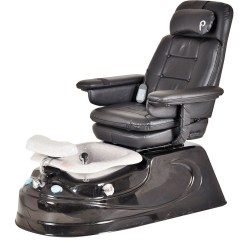Used No Plumbing Pedicure Chair Outdoor Club Pibbs Ps74 Granito Pipeless Spa