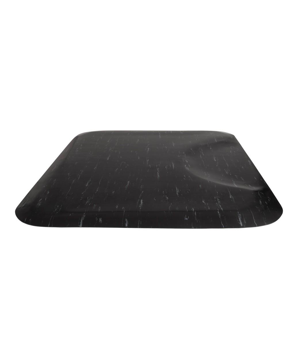 salon chair mat indoor hammock stand 3 39 x 4 anti fatigue rectangular marble 8 quot