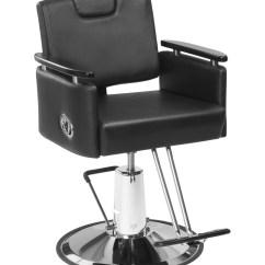 All Purpose Salon Chairs Reclining Blue Leather Executive Chair Carlton
