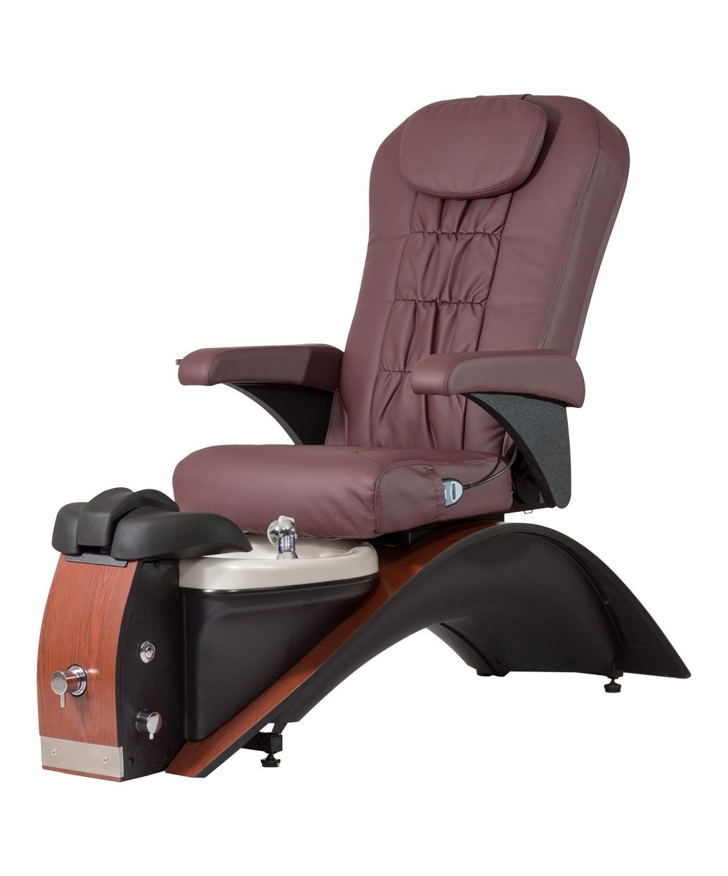 pedicure chairs used rattan papasan chair continuum echo se spa
