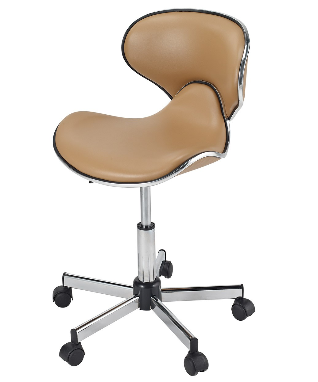 butterfly pedicure chair ergonomic esthetician pibbs 645 mid stool