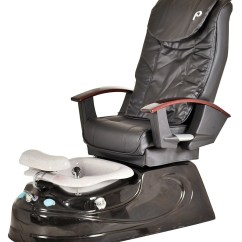 Portable Pedicure Chairs Dining Room Table And 6 Pibbs Ps75 Granito Pipeless Spa With Shiatsu Massage