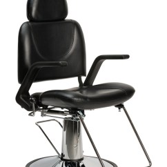 White Multi Purpose Salon Chair King Distribution Center Sue All Hydraulic With Headrest
