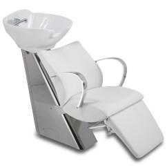 Belmont Salon Chair Vintage Metal Dining Chairs Takara Sh-505 Bahama Backwash Unit