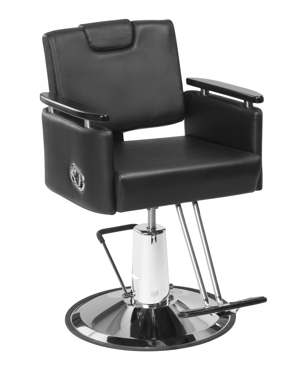 white multi purpose salon chair glider on carlton all