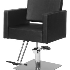 Black Salon Chairs Rolling Desk Christina Styling Chair