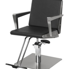 Salon Chair Twin Pull Out Robo Styling