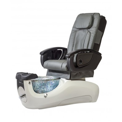 top rated pedicure chairs red leather recliner spa portable pipeless no plumbing continuum bravo ve