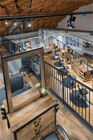 Salon Barbershop  Spa Design Services Free Layouts  Floor Plans