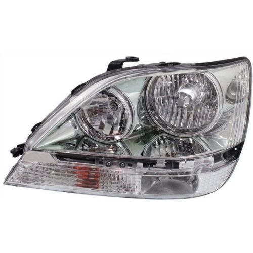 Fleetwood Revolution Left (Driver) Replacement Headlight Assembly
