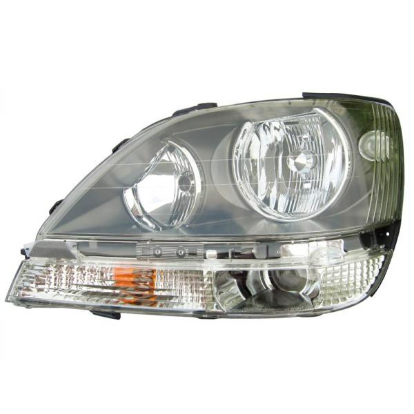 Coachmen Cross Country SportsCoach Replacement Left (Driver) Replacement Headlight Assembly