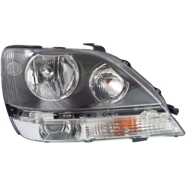 Fleetwood Revolution Replacement Right (Passenger) Replacement Headlight Assembly