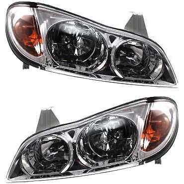 Damon Tuscany Replacement Headlight Assembly Pair (Left & Right)