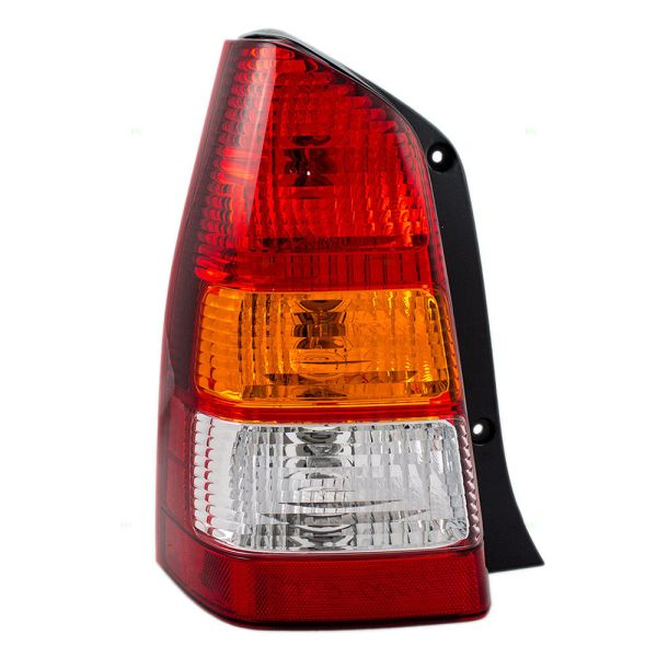 Coachmen Cross Country SportsCoach Left (Driver) Replacement Tail Light Lens & Housing