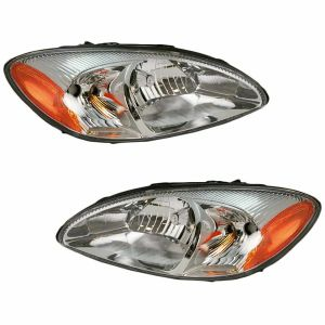 Newmar Kountry Star Replacement Headlight Assembly Pair (Left & Right)
