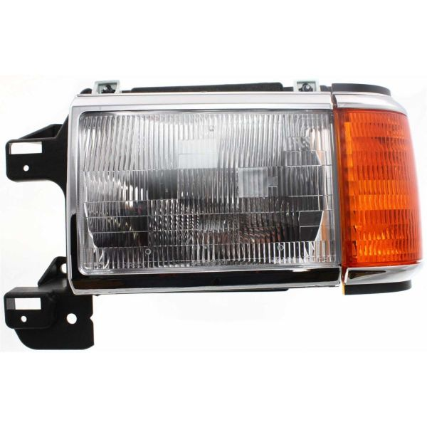 Country Coach Intrigue Left (Driver) Replacement Headlight & Corner Light Assembly