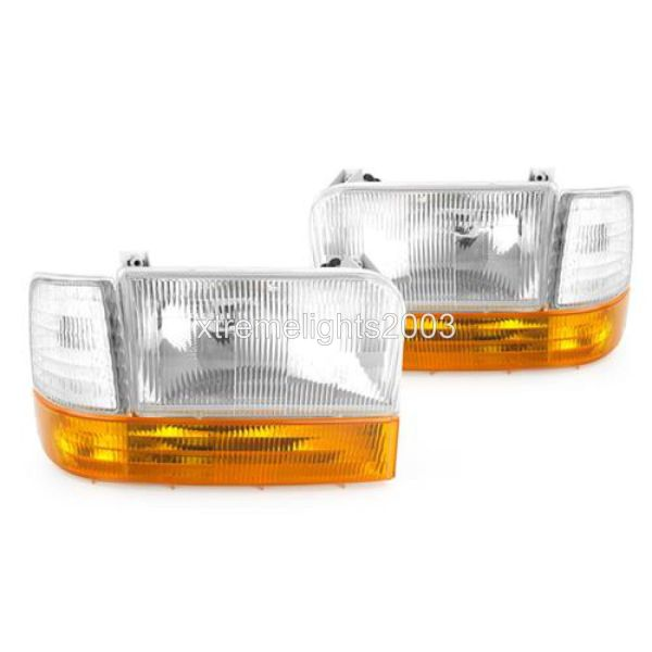 Thor Motor Coach Pinnacle Replacement Headlights