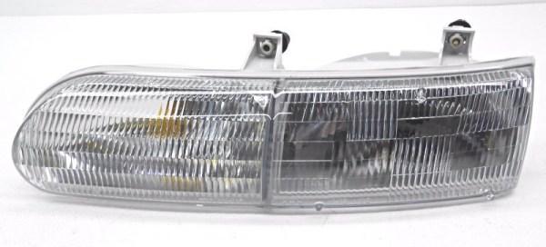 Safari Serengeti Replacement Left (Driver) Replacement Headlight Unit