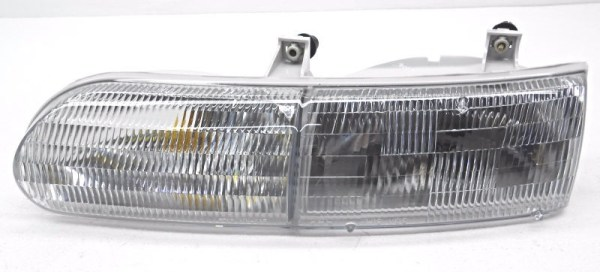 Safari Zanzibar Left (Driver) Replacement Headlight Unit