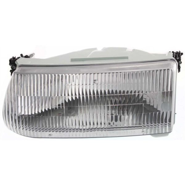 Alfa Founder Left (Driver) Replacement Headlight Assembly