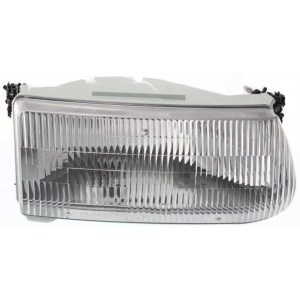 Airstream Land Yacht Replacement Right (Passenger) Replacement Headlight Assembly