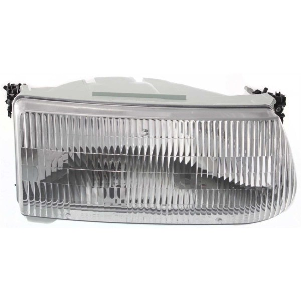 Alfa Founder Right (Passenger) Replacement Headlight Assembly