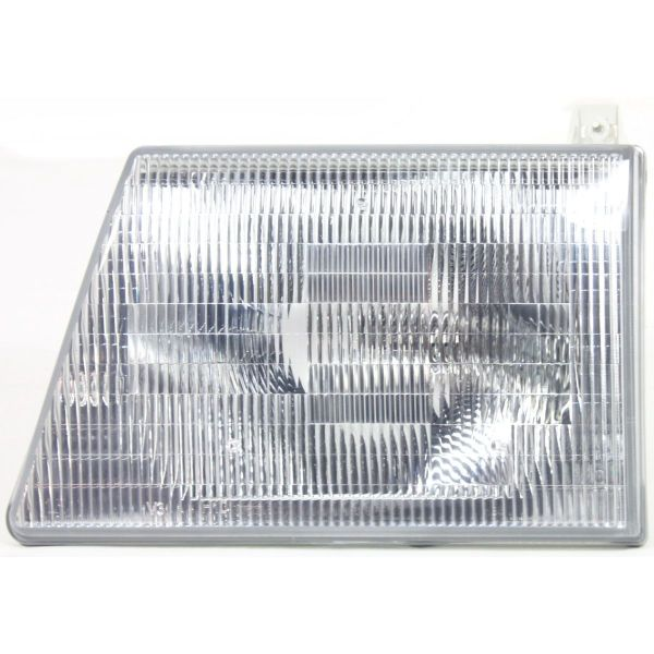 Vision Condor (Class C) Replacement Left (Driver) Replacement Headlight Assembly