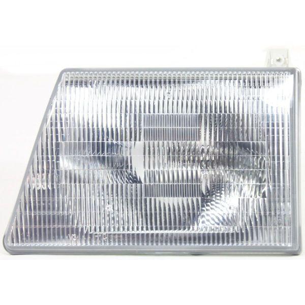 Fleetwood Jamboree (Class C) Left (Driver) Replacement Headlight Assembly